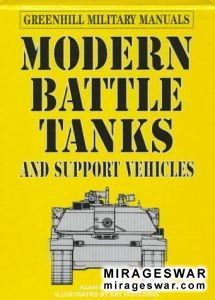Modern Battle Tanks and Support Vehicles (Greenhill Military Manuals)