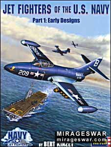Detail and Scale Jet Fighters of the US Navy Part 1 Early Design 1945-1953