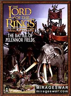 The Lord Of The Rings  - The Battle of Pelennor Fields