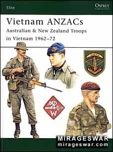 Osprey Elite series 103- Vietnam ANZACz Australian & New Zealand Troops in Vietnam 1962–72
