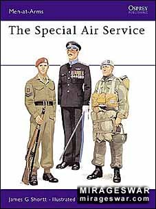 Osprey Men-at-Arms 116 - The Special Air Service