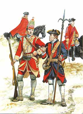 Osprey Men-at-Arms 118 - The Jacobite Rebellions 1689–1745