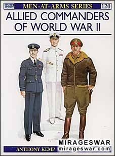 Osprey Men-at-Arms 120 - Allied Commanders of World War II