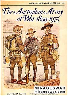Osprey Men-at-Arms 123 - The Australian Army at War 1899–1975