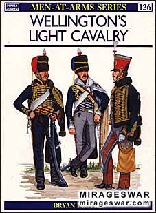 Osprey Men-at-Arms 126 - Wellington's Light Cavalry