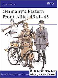Osprey Men-at-Arms 131 - Germany's Eastern Front Allies 1941–45