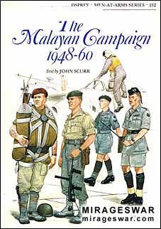 Osprey Men-at-Arms 132 - The Malayan Campaign 1948–60
