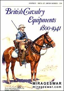 Osprey Men-at-Arms 138 - British Cavalry Equipments 1800–1941