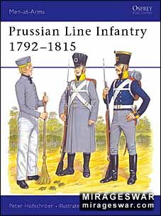 Osprey Men-at-Arms 152 - Prussian Line Infantry 1792–1815