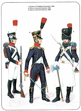 Osprey Men-at-Arms 160 - Napoleon's Guard Infantry (2)