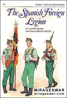 Osprey Men-at-Arms 161 - The Spanish Foreign Legion