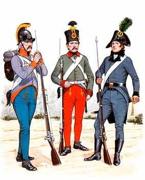 Osprey Men-at-Arms 176 - Austrian Army of the Napoleonic Wars (1)