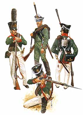 Osprey Men-at-Arms 185 - The Russian Army of the Napoleonic Wars (1)