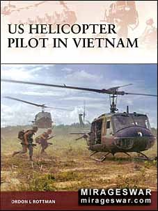 Osprey Warrior 128 - US Helicopter Pilot in Vietnam