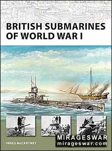 Osprey New Vanguard 145 - British Submarines of World War I