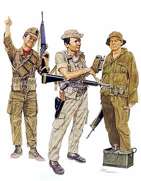 Osprey Men-at-Arms 217 - The War in Laos 1960–75