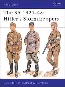 Osprey Men-at-Arms 220 - The SA 1921–45: Hitler's Stormtroopers
