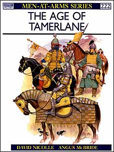 Osprey Men-at-Arms 222 - The Age of Tamerlane