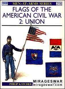 Osprey Men-at-Arms 258 - Flags of the American Civil War (2)