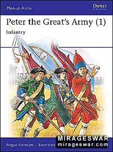 Osprey Men-at-Arms 260 - Peter the Great's Army (1)