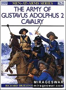 Osprey Men-at-Arms 262 - The Army of Gustavus Adolphus (2)