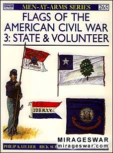 Osprey Men-at-Arms 265 - Flags of the American Civil War (3)
