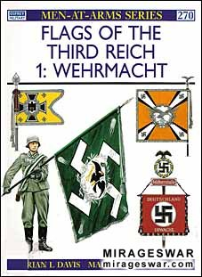 Osprey Men-at-Arms 270 - Flags of the Third Reich (1) Wehrmacht