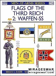 Osprey Men-at-Arms 274 - Flags of the Third Reich (2)