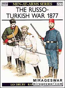 Osprey Men-at-Arms 277 - The Russo-Turkish War 1877