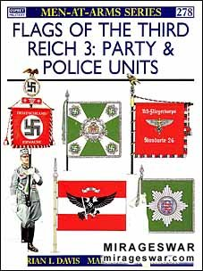 Osprey Men-at-Arms 278 -  Flags of the Third Reich (3)