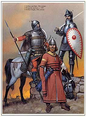 Osprey Men-at-Arms 287 - Byzantine Armies AD 1118–1461