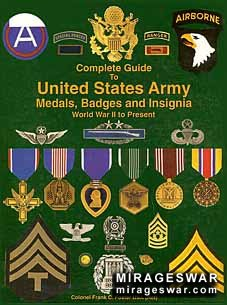 Complete Guide to US Army Medals, Badges & Insignia - World War II to Present