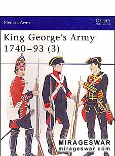 Osprey Men-at-Arms 292 - King George's Army 1740–93 (3)