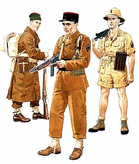 Osprey Men-at-Arms 300 - French Foreign Legion