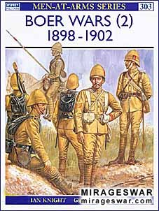 Osprey Men-at-Arms 303 - The Boer Wars (2)