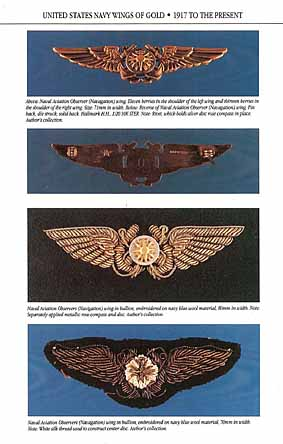 United States Navy Wings of Gold: From 1917 to the Present