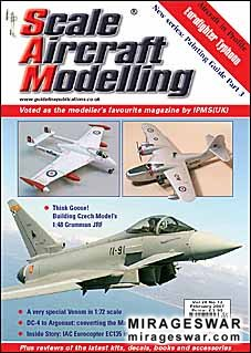 Scale Aircraft Modelling  № 12 vol.28 2007