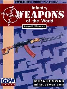 Twilight 2000 TM - Infantry Weapons of the World