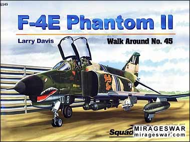 Squadron/Signal Publications - 5545 - F-4E Phantom II