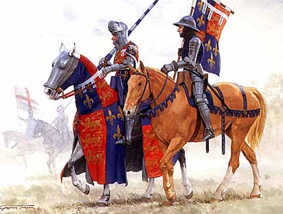 Osprey Men-at-Arms 317 - Henry V and the Conquest of France 1416–53