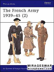 Osprey Men-at-Arms 318 - The French Army 1939–45 (2)