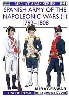 Osprey Men-at-Arms 321 - Spanish Army of the Napoleonic Wars (1)