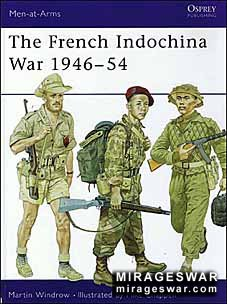 Osprey Men-at-Arms 322 - The French Indochina War 1946–54
