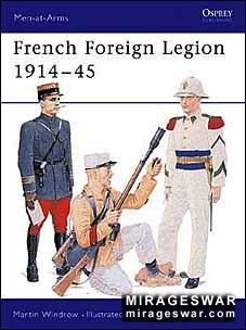 Osprey Men-at-Arms 325 - French Foreign Legion 1914–45