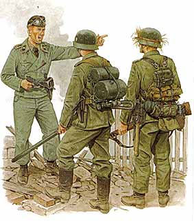 Osprey Men-at-Arms 326 - The German Army 1939–45 (3)