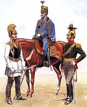 Osprey Men-at-Arms 329 - The Austrian Army 1836–66 (2)