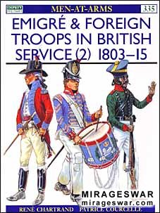 Osprey Men-at-Arms 335 - Émigré and Foreign Troops in British Service (2)