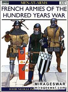 Osprey Men-at-Arms 337 - French Armies of the Hundred Years War