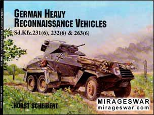 Schiffer - Military History - German Heavy Reconnaissance Vehicles