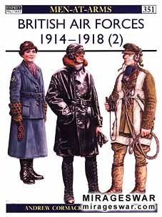 Osprey Men-at-Arms 351 - British Air Forces 1914–18 (2)